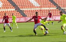 Naufragi de l'FC Andorra a Tarragona (4-2)