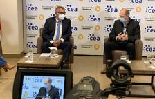 Llovera afirma que la llei de la transició energètica es queda curta