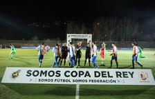 El Burgos, rival de l'FC Andorra a la primera eliminatòria de la Copa del Rei