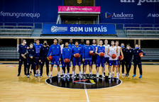 El MoraBanc Andorra torna demà a la competició