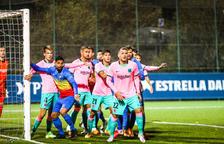 L'FC Andorra rep l'Olot amb l'objectiu de retrobar-se amb la victòria