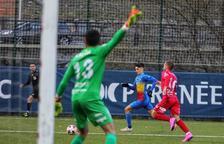 L'FC Andorra s'imposa a l'Olot (1-0)