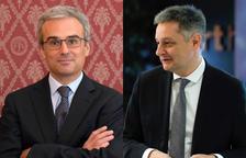 José Manuel Lara i Gilbert Saboya, nous consellers independents de MoraBanc
