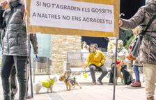 Els propietaris de gossos envien una carta alraonador