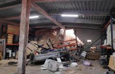 Sant Julià denuncia els propietaris de la Portalada pels danys a la deixalleria