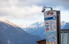 Ruta d'esquí de muntanya a Vallnord