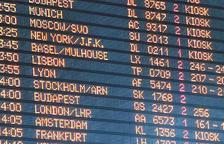Les agències de viatges toquen fons sense clients