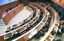 Criteri favorable de l'executiu a la proposició de llei de protecció de dades