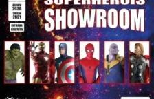 Superherois Showroom
