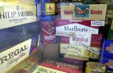 Condemnats a 6, 13 i 18 mesos de presó tres contrabandistes de tabac andorrà