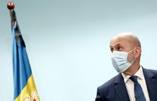 """Benazet sosté que """"no és moment"""" per abordar la pujada de les tarifes sanitàries"""