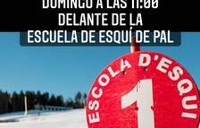Anul·lada la concentració de treballadors de la neu