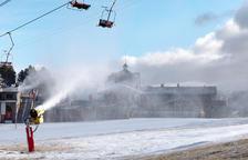 Treballadors de la neu reivindiquen ajudes