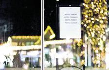 Els hotelers i restauradors ja donen per perdut el Nadal