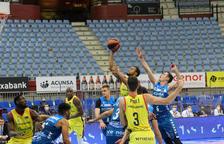 Tercera derrota seguida del MoraBanc Andorra (86-82)
