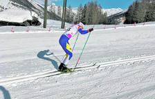 Irineu Esteve se situa tretzè al Tour d'Ski