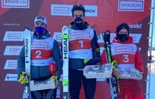 Verdú guanya el supergegant FIS de Zinal