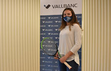 Vicky Jiménez es mostra preparada per fer el salt al circuit professional