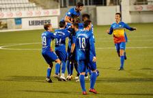 Un gol de Carlos Martínez dona el triomf a l'FC Andorra (0-1)