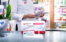 L'executiu regula el preu dels tests d'antígens a les farmàcies