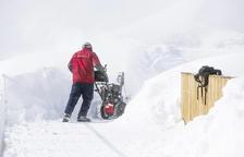Treballadors de la neu residents se senten perjudicats pels ajuts públics