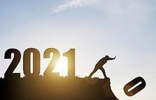 Afrontar l'any nou amb optimisme