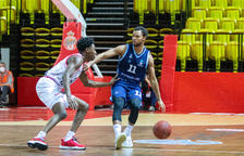 El MoraBanc tanca la lliga regular de l'Eurocup amb una derrota a Mònaco (66-64)