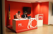El PS critica la capacitat de gestió de Jover i Gallardo