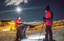 La data d'obertura de les pistes d'esquí trontolla