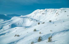 Evacuat un esquiador accidentat al Tarter