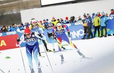 Esteve acaba novè al Tour d'Ski a Val Müstair