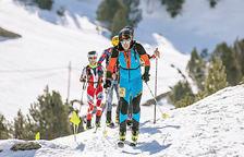 El PS recorda que no es pot sancionar els esquiadors de muntanya a pistes