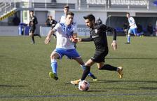 Un FC Andorra sense pólvora cau al Prat (1-0)
