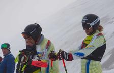 Matías Vargas acaba 9è al supergegant FIS de Chatel