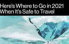 "'Bloomberg Businessweek' recomana Andorra per fer turisme ""quan sigui segur"""