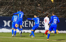 Un gol de Carlos Martínez dona el triomf a l'FC Andorra