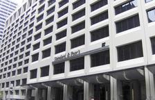 Les oficines centrals de Standard & Poor's a Nova York.