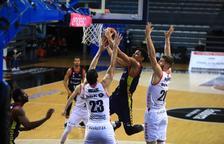 El MoraBanc pateix al final, però supera el Bilbao Basket (72-70)