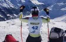 Verdú és 26è al segon supergegant de la Copa d'Europa de Zinal