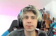 El Rubius durant un dels seus vídeos.