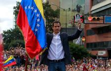 L'opositor veneçolà Juan Guaidó.