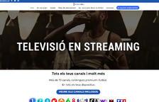 La Mútua llença una plataforma de televisió a la carta