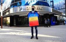 Eder Sarabia arriba a l'FC Andorra amb