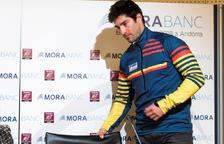 Lluís Marín torna a la Copa del Món després de més d'un any d'aturada