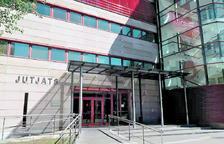 Edifici dels jutjats de Reus.