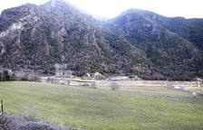 Projecte de parc logístic i superfície comercial