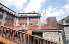 L'escola andorrana de Canillo.