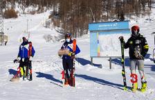 Àlex Rius assoleix el tercer lloc a l'eslàlom FIS de Gressoney