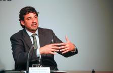 El director de l'oficina Covid, Bruno Bartolomé.