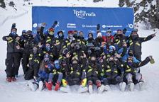 Andorra tanca el Borrufa com a vencedora per equips
